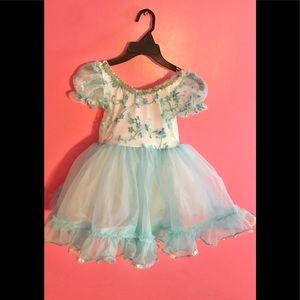 Small child's tutu dress